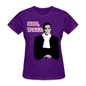 RBG Y'all in Color (Ladies T) - Women's T-Shirt