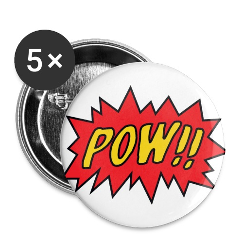 Pow - Large Buttons