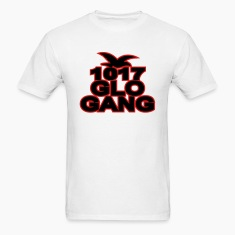 1017 Glo Gang Logo by Delao® T-Shirts