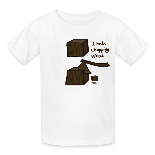 Kid's Floating Tree - Kids' T-Shirt