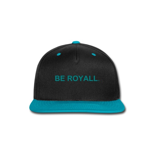 Be Royall Snap-Back - Snap-back Baseball Cap