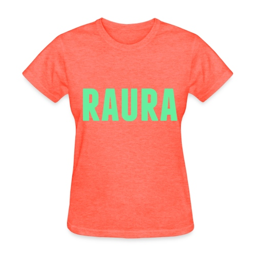 Raura Women's Standard Weight T-Shirt - Women's T-Shirt