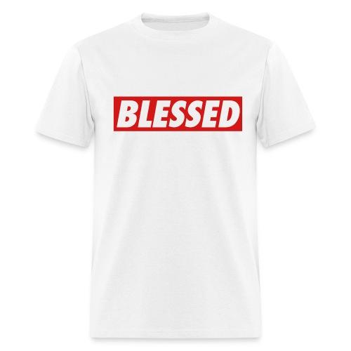 Men's-Blessed Shirt - Men's T-Shirt