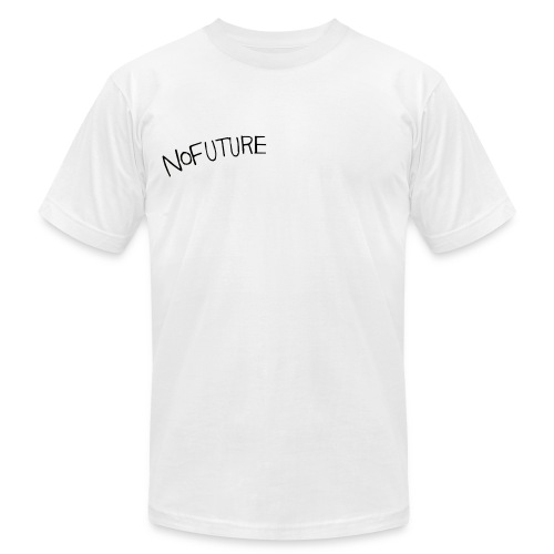 NoFUTURE T-Shirt - Men's Fine Jersey T-Shirt