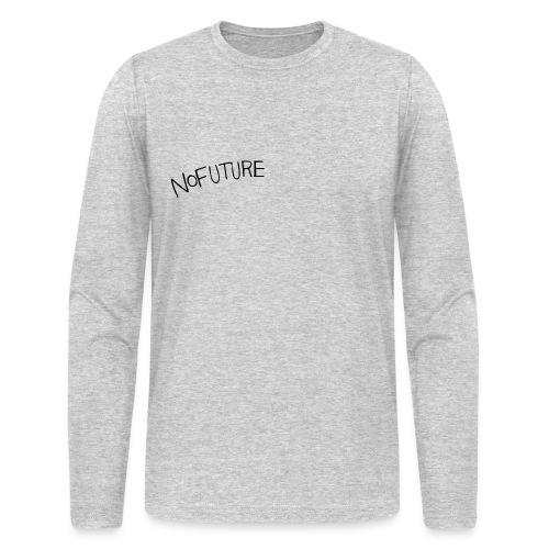 NoFUTURE T-Shirt - Men's Long Sleeve T-Shirt by Next Level