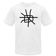T-Shirts ~ Men's T-Shirt by American Apparel ~ The Loop