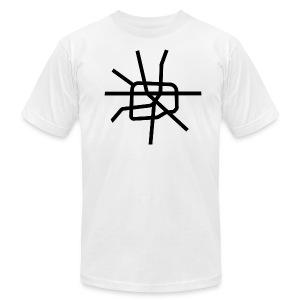 The Loop - Men's Fine Jersey T-Shirt