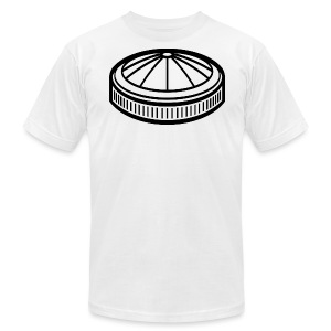 Dome Sweet Dome - Men's T-Shirt by American Apparel