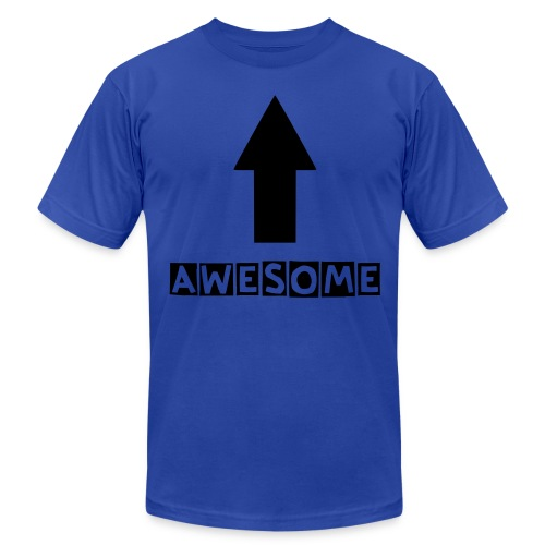 Awesome - Men's  Jersey T-Shirt