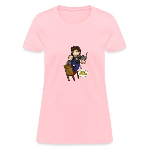 Raedwulf and Jeffrey women's Tshirt - Women's T-Shirt