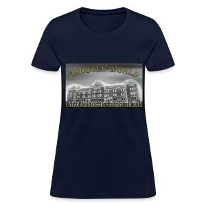 Ghostly World One Year Anniversary (Womens) - Women's T-Shirt