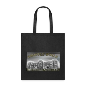 Ghostly World One Year Anniversary (Unisex) - Tote Bag