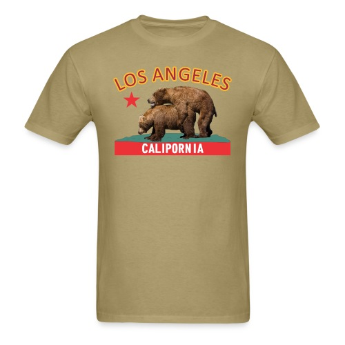 CP cardinal&gold - Men's T-Shirt