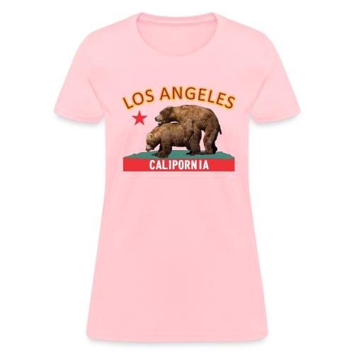 CP cardinal&gold f - Women's T-Shirt