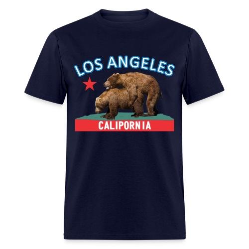 CP blue&white - Men's T-Shirt