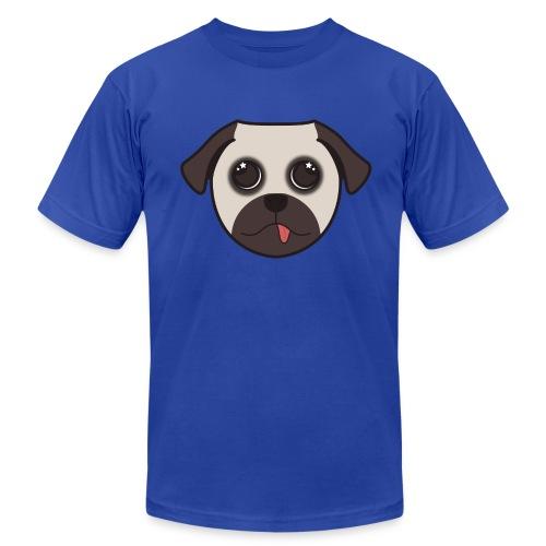 Puggity Pug Pug - Men's  Jersey T-Shirt