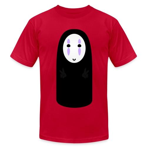 No Face from Spirited Away - Men's Fine Jersey T-Shirt