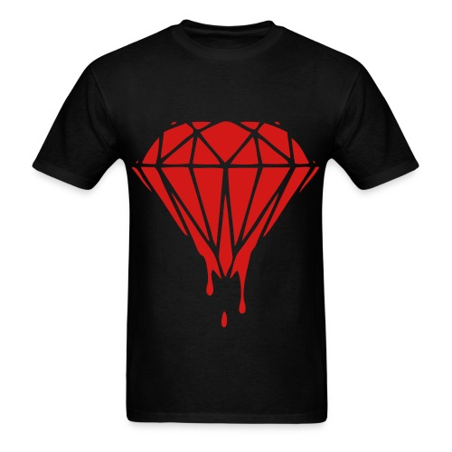 bloody diamond - Men's T-Shirt