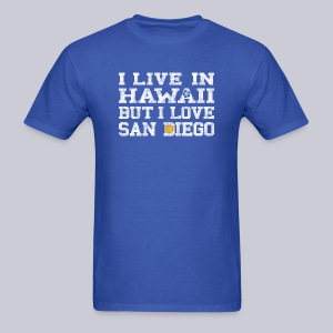 Live Hawaii Love San Diego - Men's T-Shirt