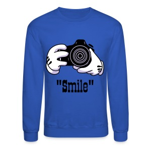 Mickey Cam Crew Neck  - Crewneck Sweatshirt