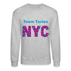 Team Torion NYC Crew Neck  - Crewneck Sweatshirt