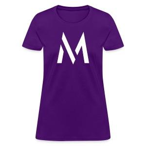 M Tee | Ladies T  - Women's T-Shirt