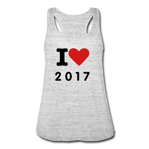Class of 2017 Tank Top - Women's Flowy Tank Top by Bella