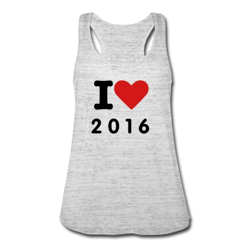 2016 Tank Top - Women's Flowy Tank Top by Bella