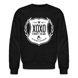 XOXO First Year- Single Sided - Crewneck Sweatshirt