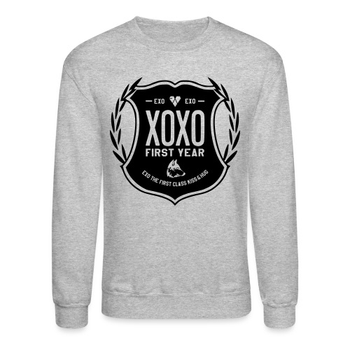 XOXO First Year- Single Sided - Crewneck Sweatshirt