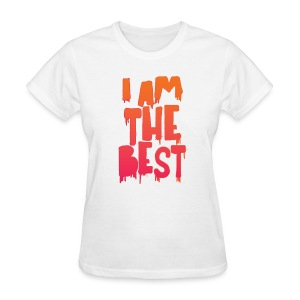 [2NE1] I AM THE BEST - Women's T-Shirt