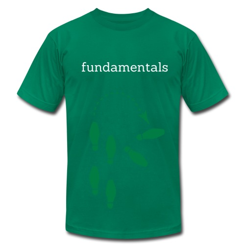 Fundamentals - NEW - Men's Fine Jersey T-Shirt