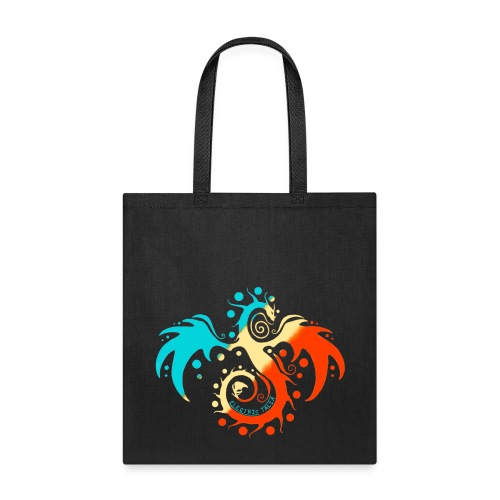 Tri-Color Talia Tote - Tote Bag