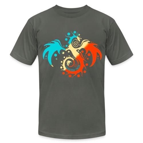 Tri-Color Talia Tee - Men's Fine Jersey T-Shirt