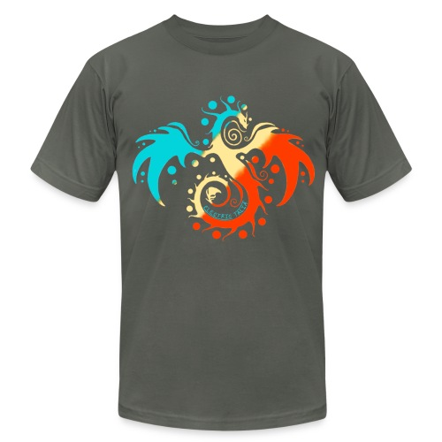 Tri-Color Talia Tee - Men's  Jersey T-Shirt
