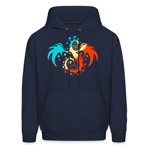 Men's Tri-Color Talia Sweatshirt - Men's Hoodie
