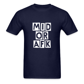Mid or AFK ~ 351