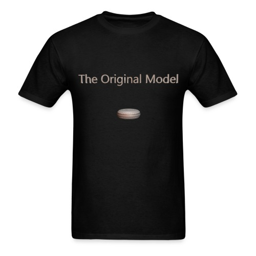 The Original Model - Men's T-Shirt
