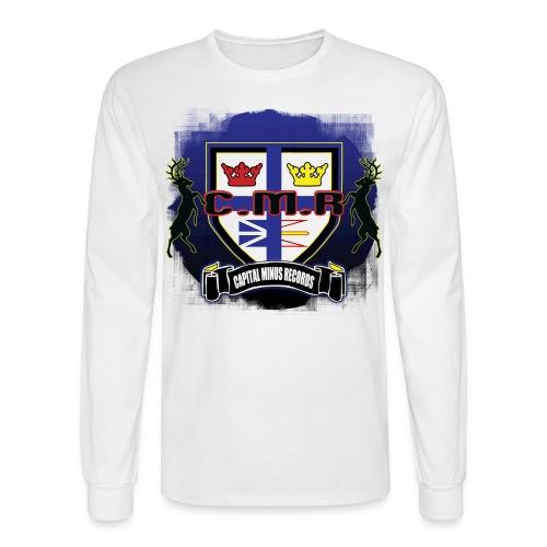 mens coat of arms long sleeve - Men's Long Sleeve T-Shirt