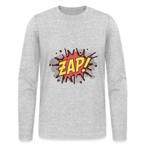 Zap!  - Men's Long Sleeve T-Shirt by Next Level