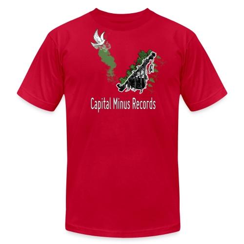 peace pipe tee - Men's Fine Jersey T-Shirt