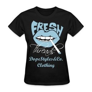 Fresh Threads - Women's T-Shirt