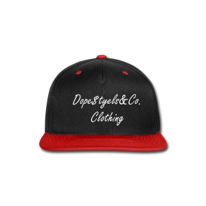 Support  - Snap-back Baseball Cap