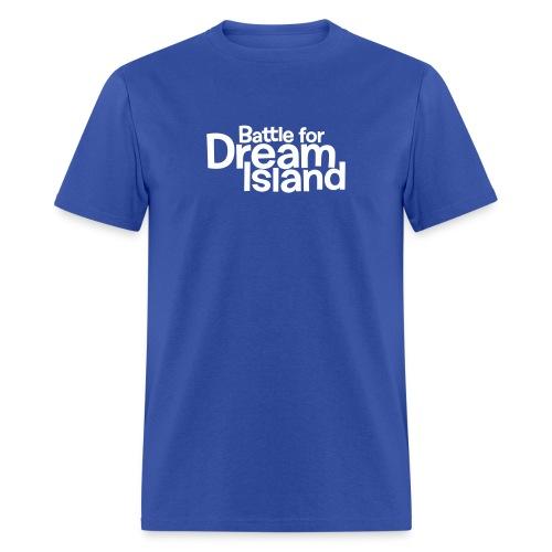 BFDI Logo (Light) - Men's T-Shirt