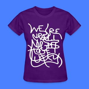 We're Up All Night To Get Lucky Women's T-Shirts - Women's T-Shirt