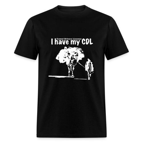 CDL - Men's T-Shirt