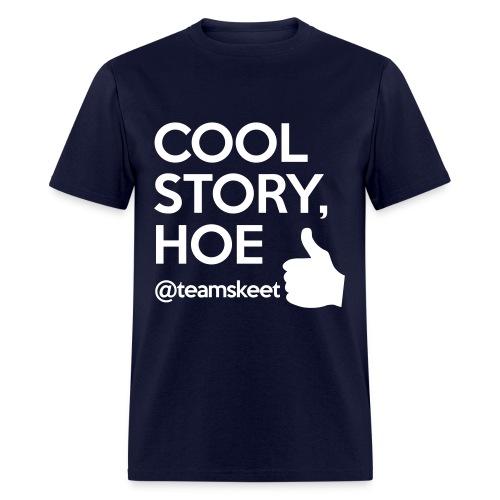 Cool Story Hoe - Men's T-Shirt