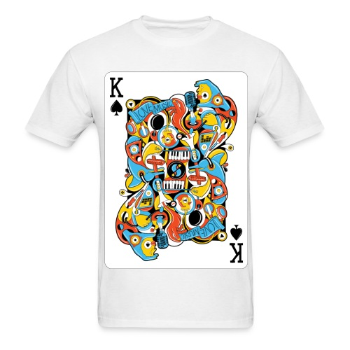 Music King - Men's T-Shirt
