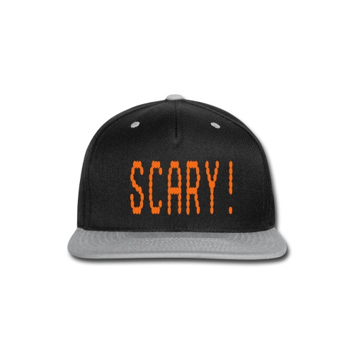 Scary Snap Back - Snap-back Baseball Cap