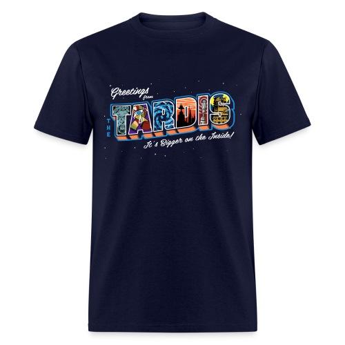 Greetings from... - Men's T-Shirt